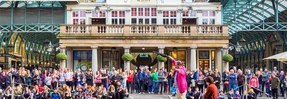 Restaurants near Covent Garden London