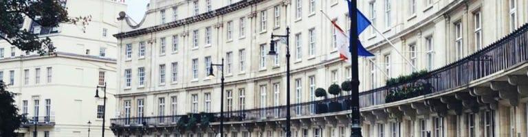Restaurants near Mayfair London