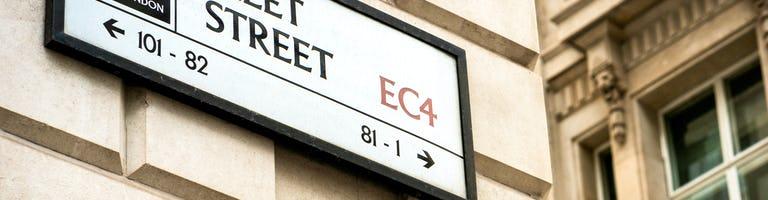 Restaurants near Fleet Street London