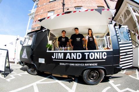 Jim and Tonic Ltd