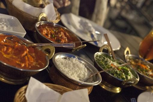 Mazaa Catering