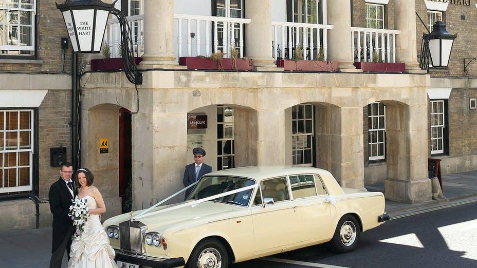 Mercure Salisbury White Hart Hotel