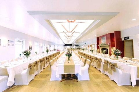 The Cavendish Pavilion Riverside Café