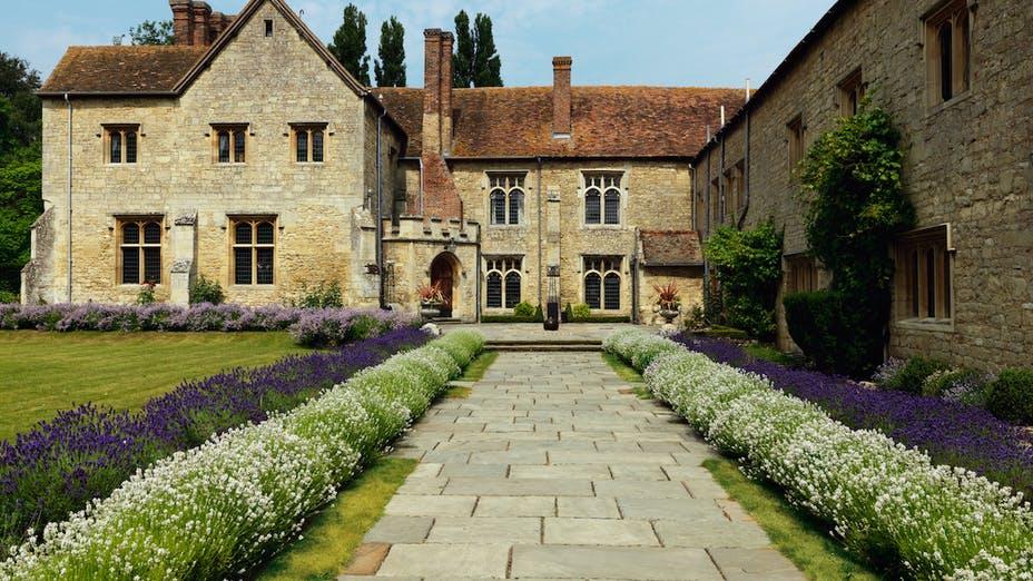 Weddings at Notley Abbey