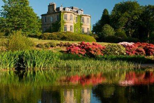 Harburn House In West Lothian