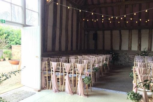 Templars Weddings