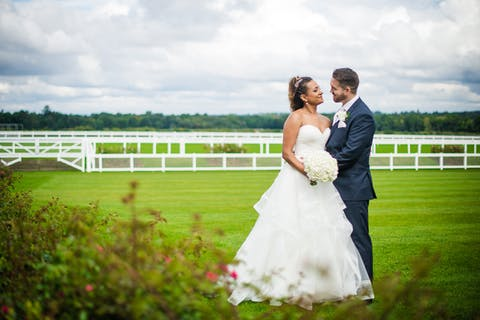 Weddings at Ascot Racecourse