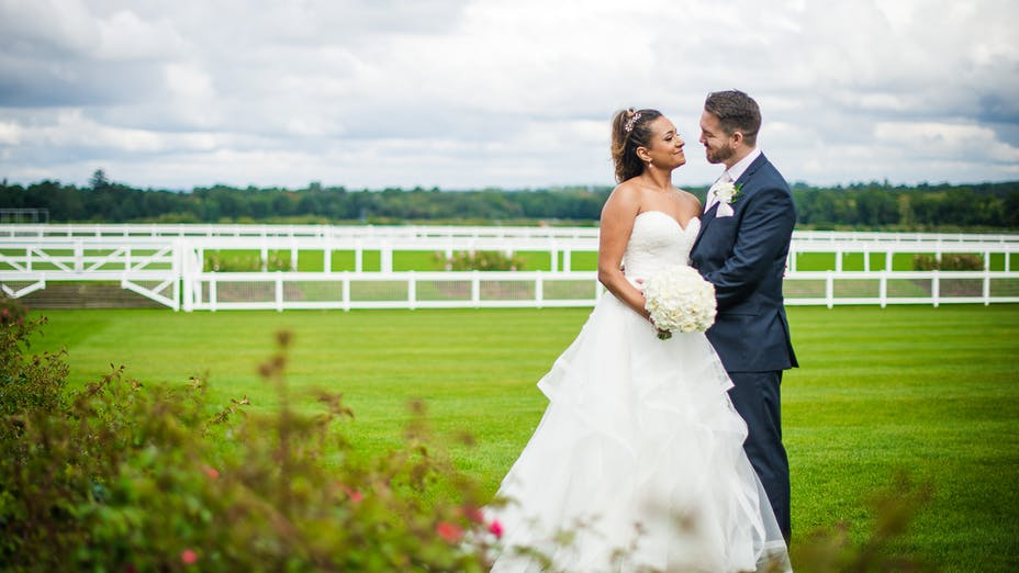 Weddings at Ascot Racecourse