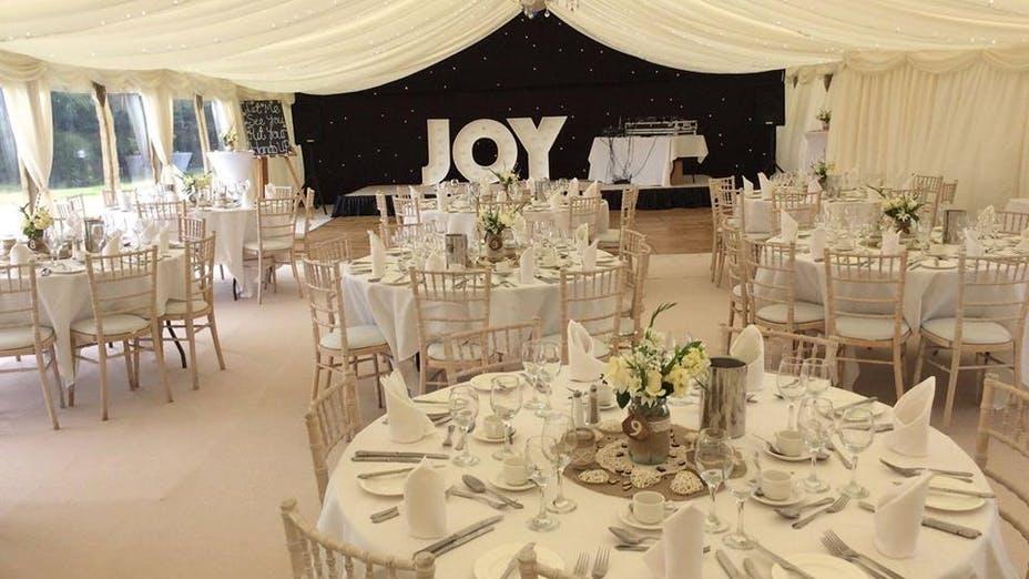 Berties Banqueting Rooms