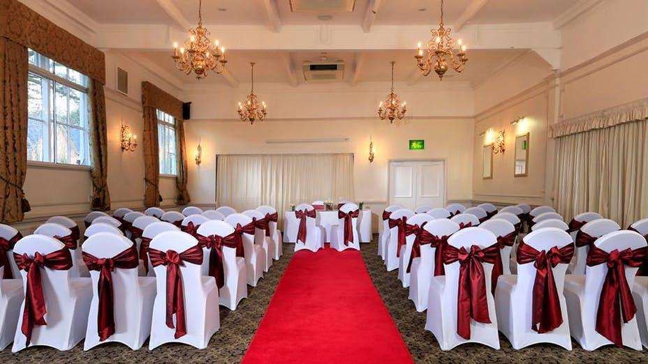Macdonald Botley Park Hotel And Spa Hampshire