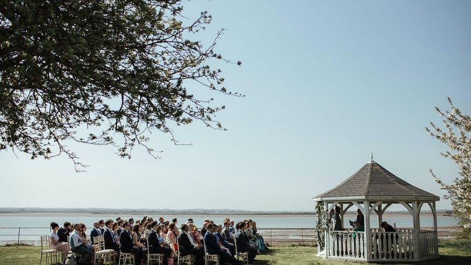 Osea Island Ltd Wedding Venue