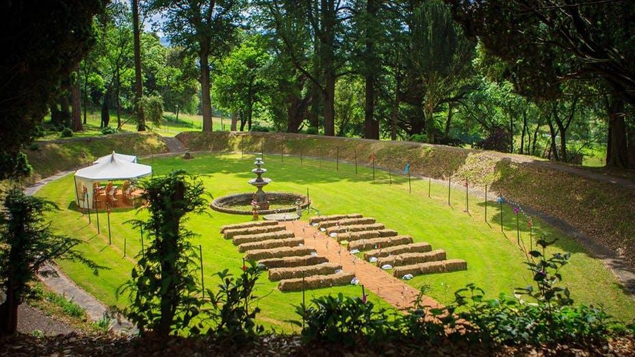 Tracey Estate Parkland And Gardens