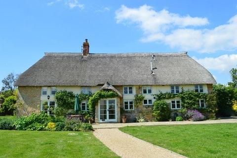 Crepe Farm House