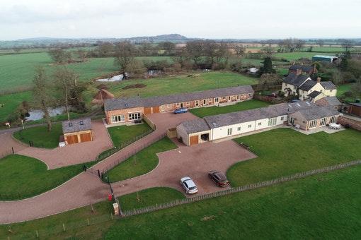 Newton House Barns