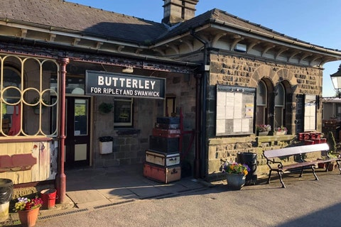 Midland Railway - Butterfly