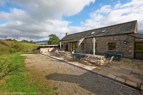 Howgills Barn Accommodation