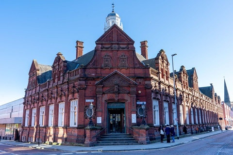 The Council Chamber Darlington
