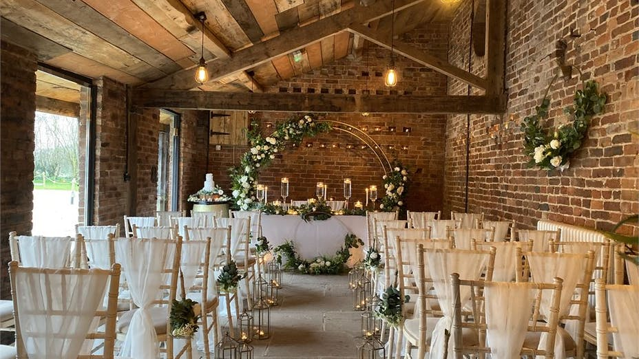 Stock Farm Wedding and Events Barn