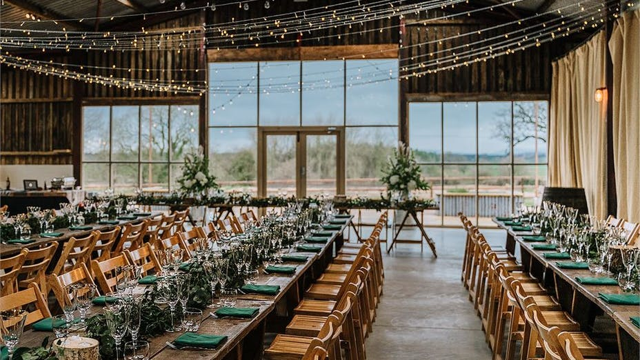 Weddings at Grange Barn