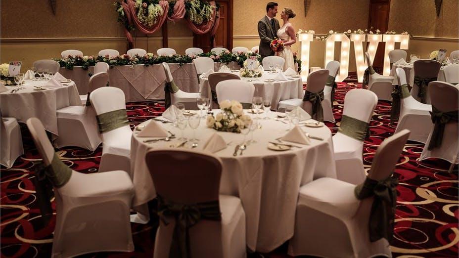 Weddings at The Park Royal
