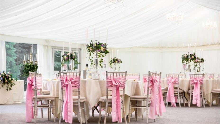 Weddings at Soughton Hall