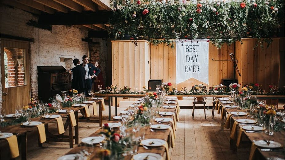 Weddings at Abbey Hall