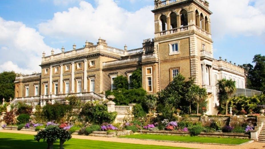 Shrubland Palace