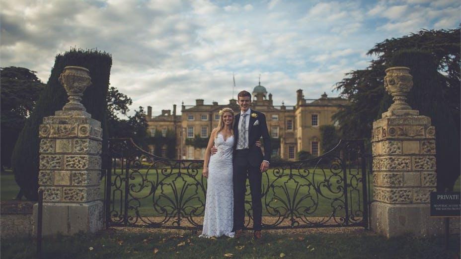 Weddings at Culford Hall