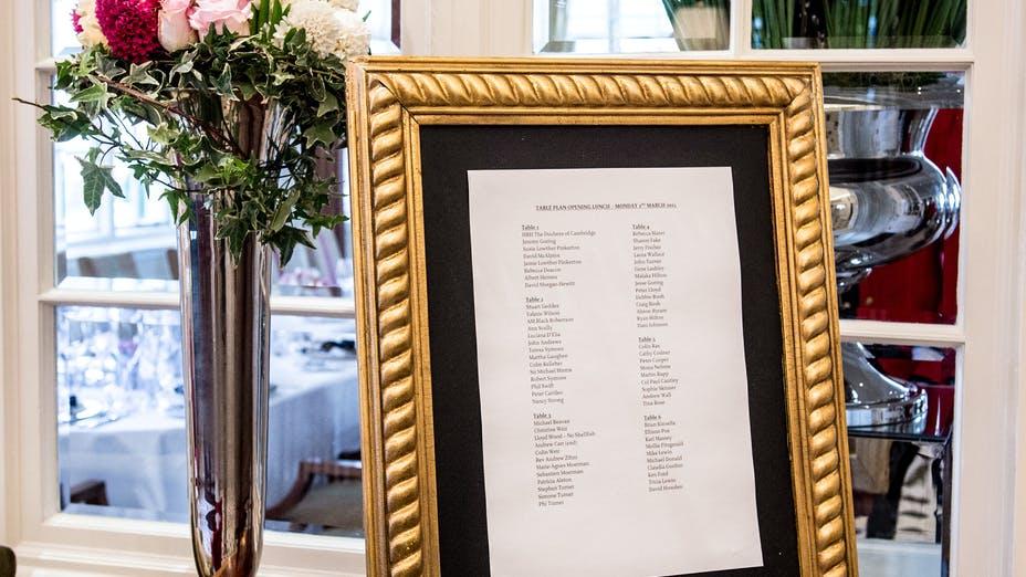 Weddings at The Goring