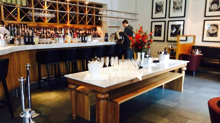 Weddings at Paternoster Chop House