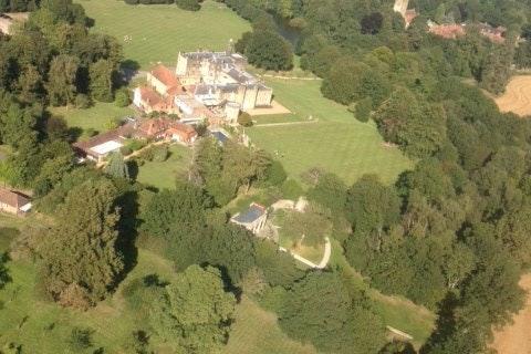 Chiddingstone Castle In Kent