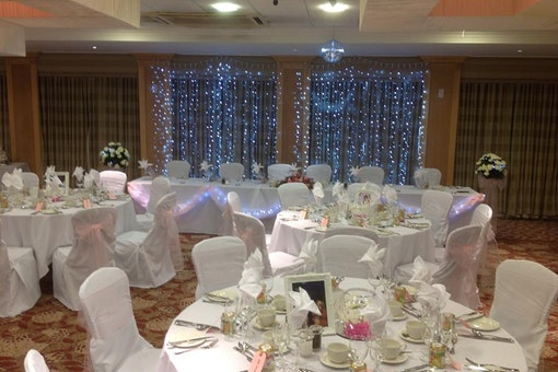 Weddings at The Best Western Marks Tey Hotel