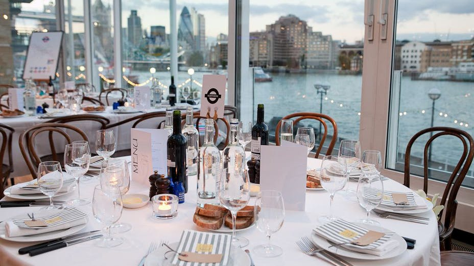 Weddings at Blueprint Café