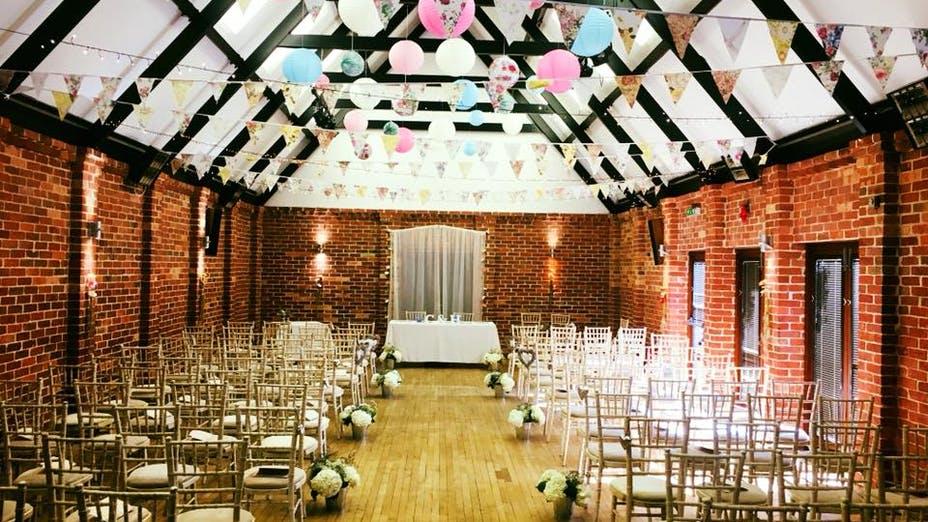 Eversholt Hall In Bedfordshire