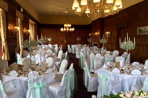 Dumbleton Hall Hotel