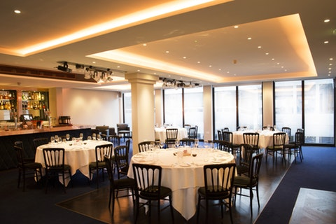 Weddings at Eight Club Moorgate