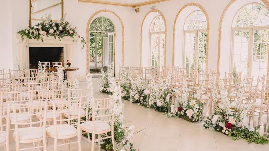 Weddings at Northbrook Park