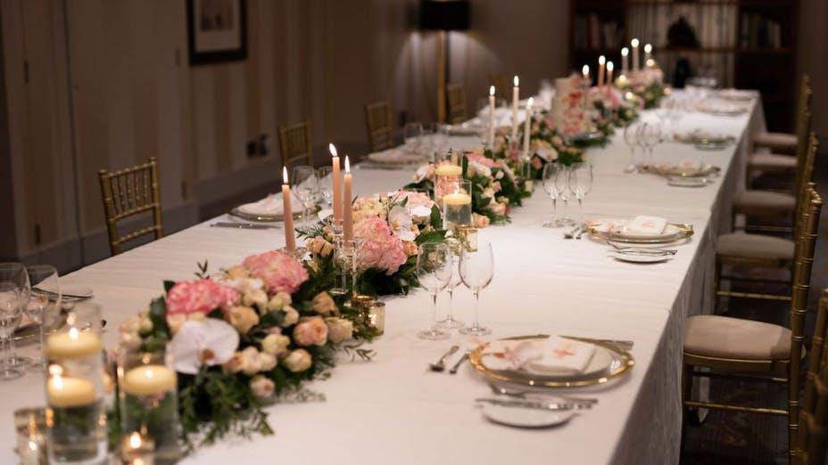 Weddings at Sofitel London St James