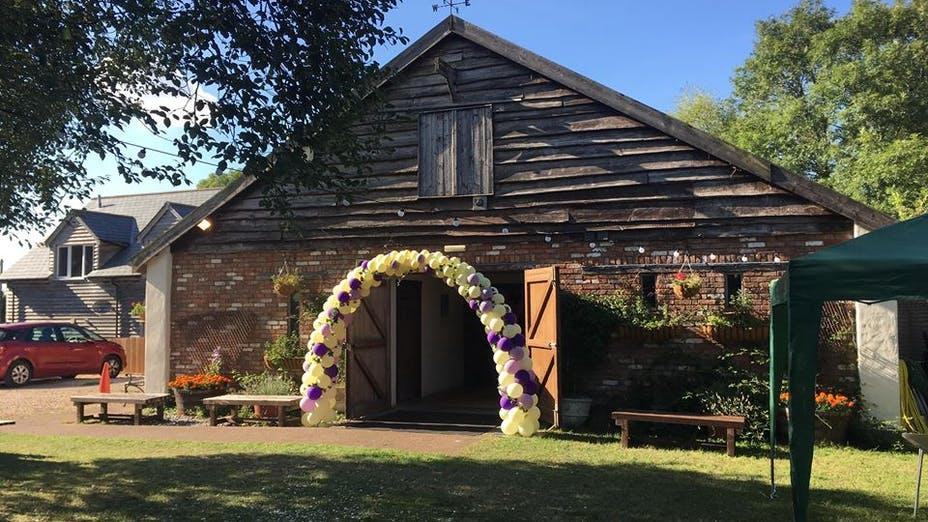 The Flying Fish Wedding Barn