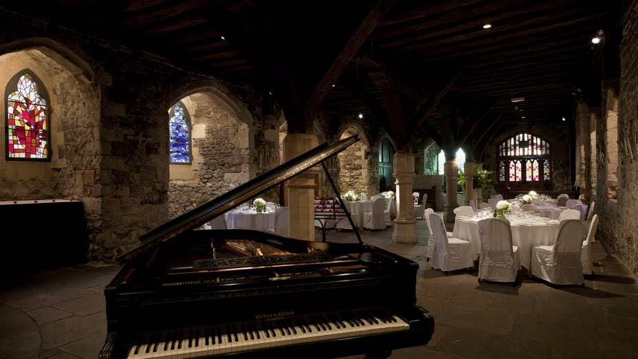 Weddings at The Crypt