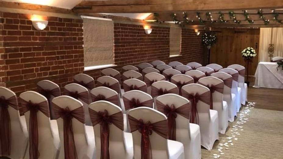 The Venue At Kersey Mill