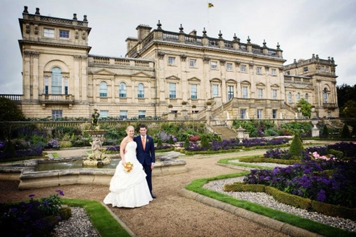 The Courtyard At Harewood House