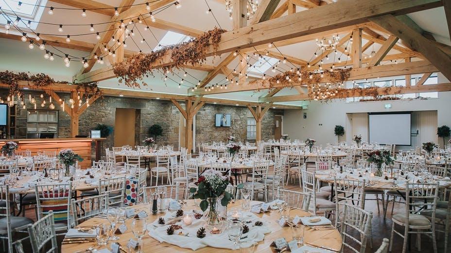 Doxford Barn Weddings
