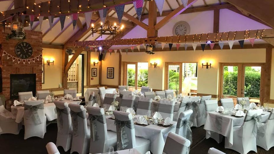 The Barn At The Hare And Hounds Hotel