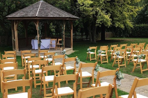 Worton Park Weddings