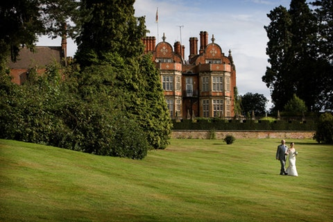 Weddings at Tylney Hall Hotel & Gardens