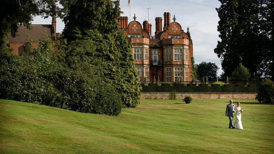Weddings at Tylney Hall Hotel & Gardens