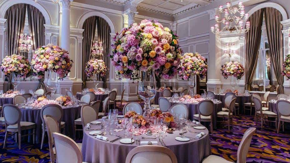 Weddings at Corinthia Hotel London