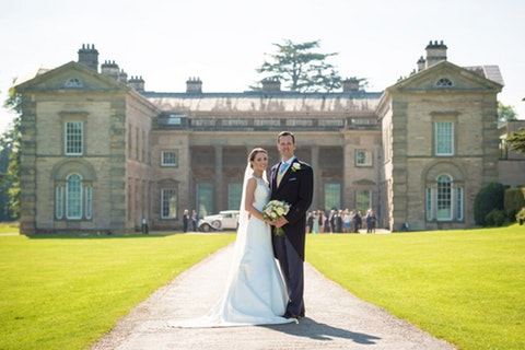 Weddings at Compton Verney
