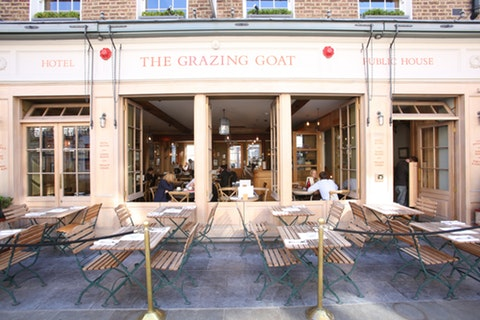 Weddings at The Grazing Goat
